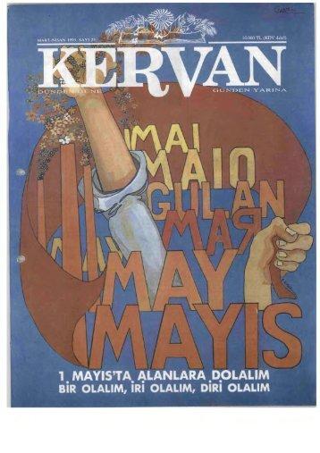 Kervan - Sayı 25, Mart/Nisan 1993 - türkiye komünist partisi