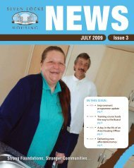 to download Seven Locks Housing News July 2009