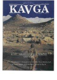 Kavga - Sayı 15, Mayıs 1992 - türkiye komünist partisi