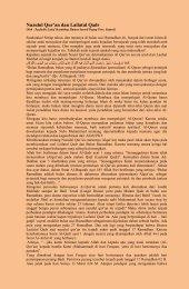 Nuzulul Qur`an oleh Saefudin - Kemenag Sumsel
