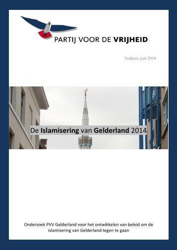 De_Islamisering_van_Gelderland_2014