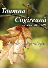 Toamna Cugireană 2011 - Primăria Cugir