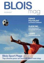 Téléchargez votre magazine - Ville de Blois