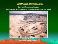 Copper Mountain Mining - Rdosmaps.bc.ca