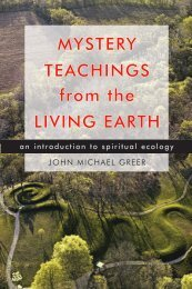 MYSTERY TEACHINGS from the LIvING EARTH - Red Wheel/Weiser
