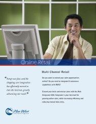 E-Commerce Integration - New West Technologies