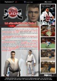 LA simulation de judo ! - Indipc