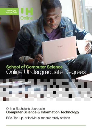 Undergraduate Degree - Study in the UK