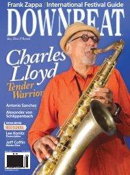 Frank Zappa International Festival Guide - Downbeat