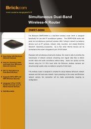 DWRT-600N - Camera Megapixels