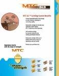 MTC™ Cutoff & Grooving - Page 5