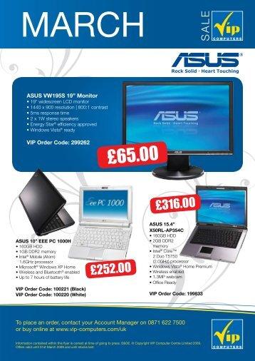 £65.00 - VIP Computers