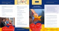 Flyer Kinder trauern anders zum Download - Hospiz Hamm