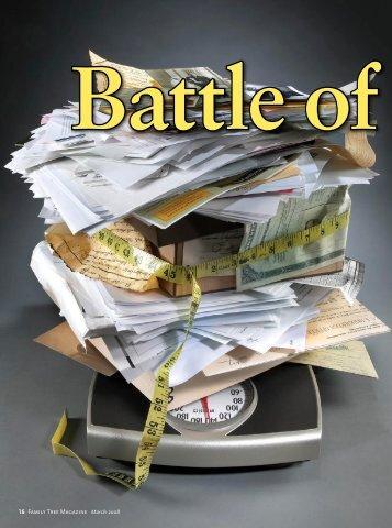 Battle of the Bulge - Warren, Carmack & Associates