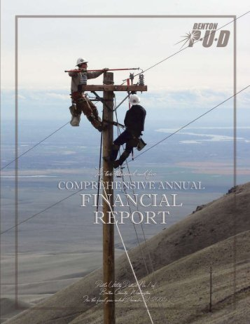 2005 Annual Report - Benton PUD
