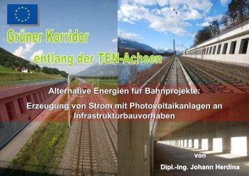 Erzeugung von Strom mit Photovoltaikanlagen an ...