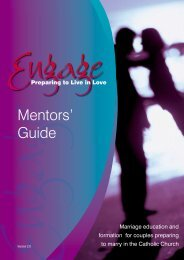 View Sample Pages from the Mentors' Guide - Engage - PMRC