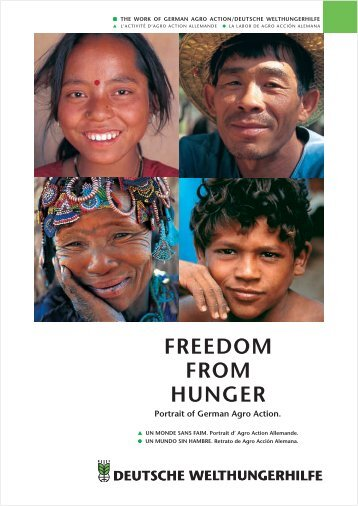 freedom from hunger - Internet Directory of NGOs in the Lao PDR