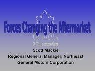 Part 1 - Automotive Industries Association of Canada