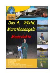 Das Magazin 2007 als PDF-Datei - Angelmagazin.com