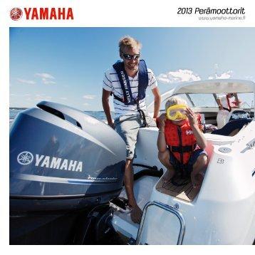 Klikkaa tästä esitteeseen - Yamaha Motor Europe