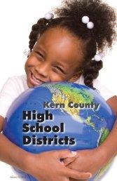 High School Districts - Kern County Superintendent of Schools