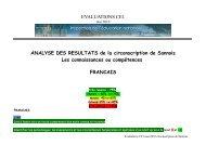 EVALUATIONS CM2 - IEN Sannois