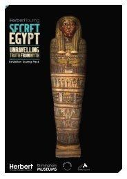 HERBERT TOURING Secret Egypt