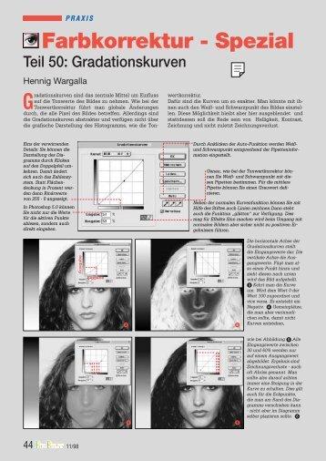 99 Gradationskurven - Hennig Wargalla