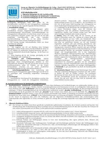 AGB_fuer_ Redaktionelle_Veroeffentlichungen_V ... - CMSweb
