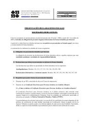 1 presentación declaraciones fiscales sociedades mercantiles