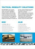 TACTICAL MOBILITY SOLUTIONS - Kirchhoff Gruppe - Page 2