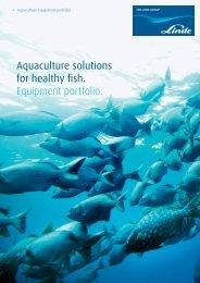 Brochure Aquaculture - Linde Gas