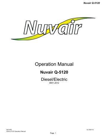 Nitrox Tech 250 Diesel - Nuvair
