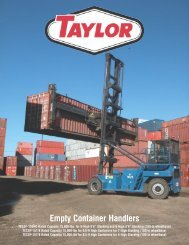 Download this publication as PDF - Taylor Machine Works