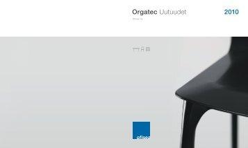 Orgatec Uutuudet 2010 - Ofisea