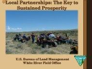 Chad Schneckenburger, Bureau of Land Management, USA