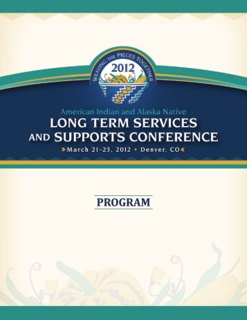 American Indian and Alaska Native Long Term Services - Kauffman ...