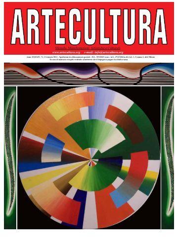 Artecultura Gennaio