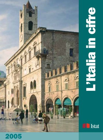 L'italia in cifre 2005 (pdf) - Istat