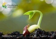 Produktkatalog 2013 - Dr-Ehrenberger.eu