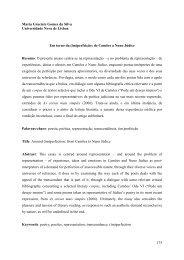 Em torno da (im)perfeição: de Camões a Nuno ... - IBERYSTYKA UW