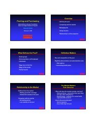 2006 SCI National Meeting Presentation Slides - State Coverage ...