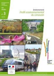 Profil environnemental du Limousin - Webissimo