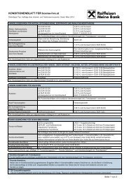 Konditionenblatt (pdf) - boerse-live.at