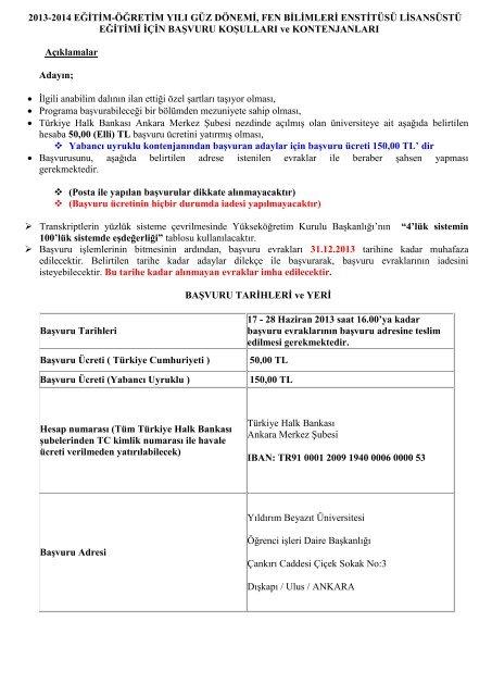 2013-2014 eğitim-öğretim yılı güz dönemi, fen ... - Memurlar.Net