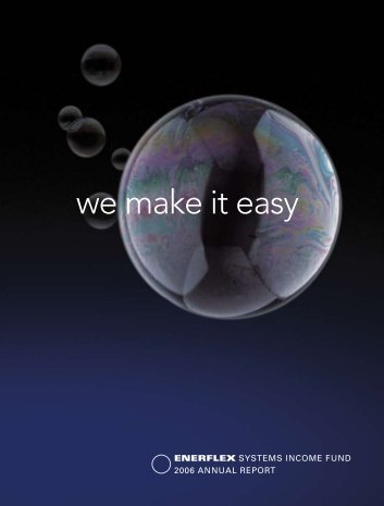 we make it easy - Enerflex