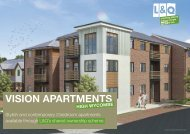 vision apartments high wycombe - London & Quadrant Group