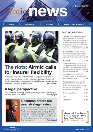 September 2011.pdf - Airmic