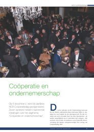 Coöperatie en ondernemerschap